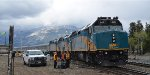 VIA Rail train No1, the Canadian