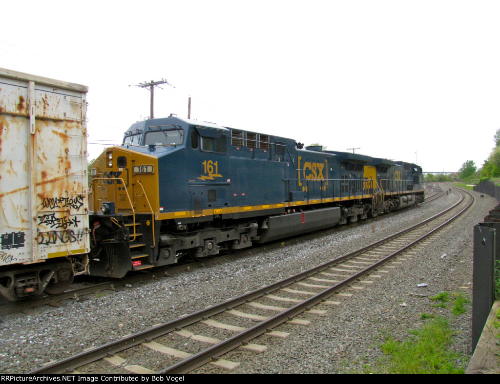 CSX 161 and 384