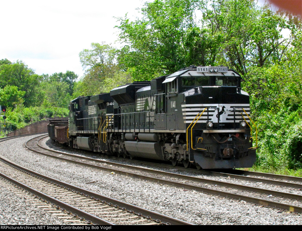 NS 1141 and 9404