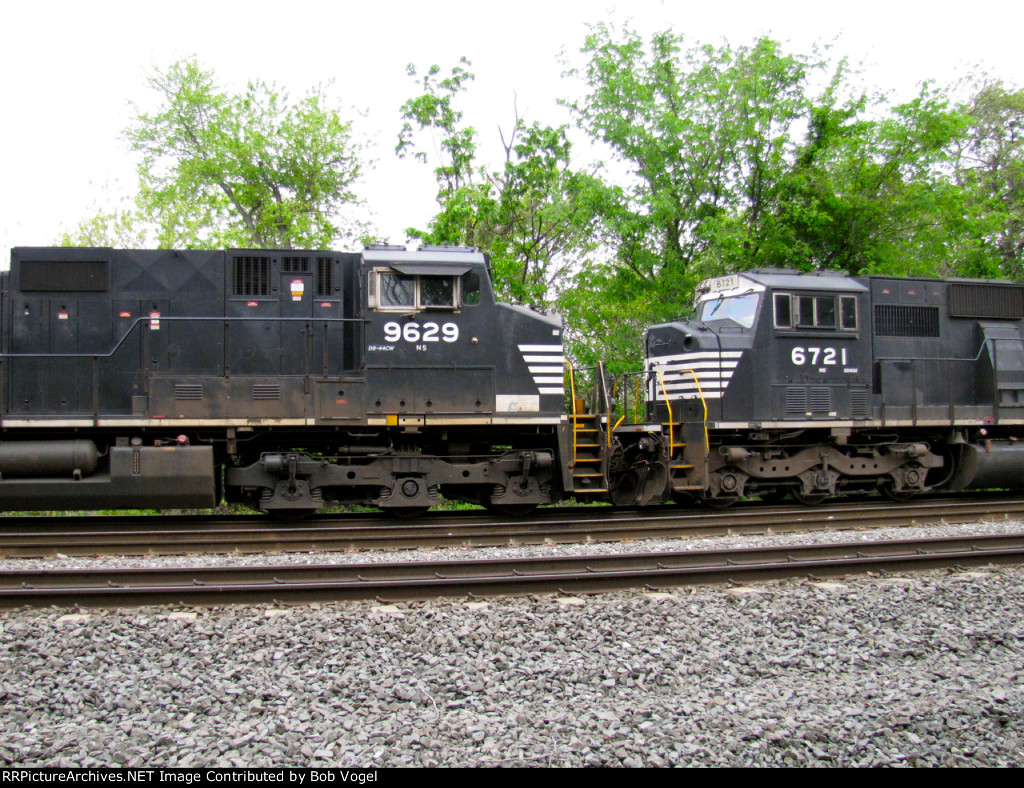 NS 6721 and 9629