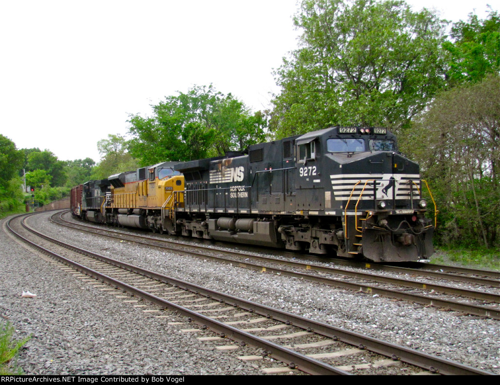 NS 9272 and 7323