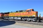 BNSF 5673 in storage at murray