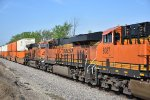BNSF 8090 Roster.
