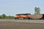 BNSF 9308 Roster.