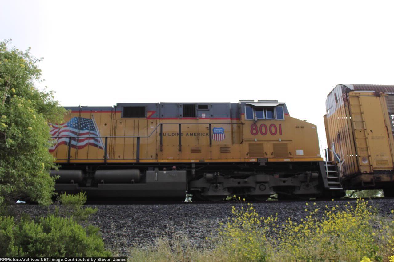 UP 8001