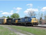 CSX 7812 and 8443