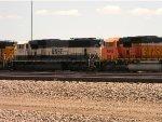 BNSF 9770 & 8962