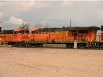 BNSF 9238 & 5742