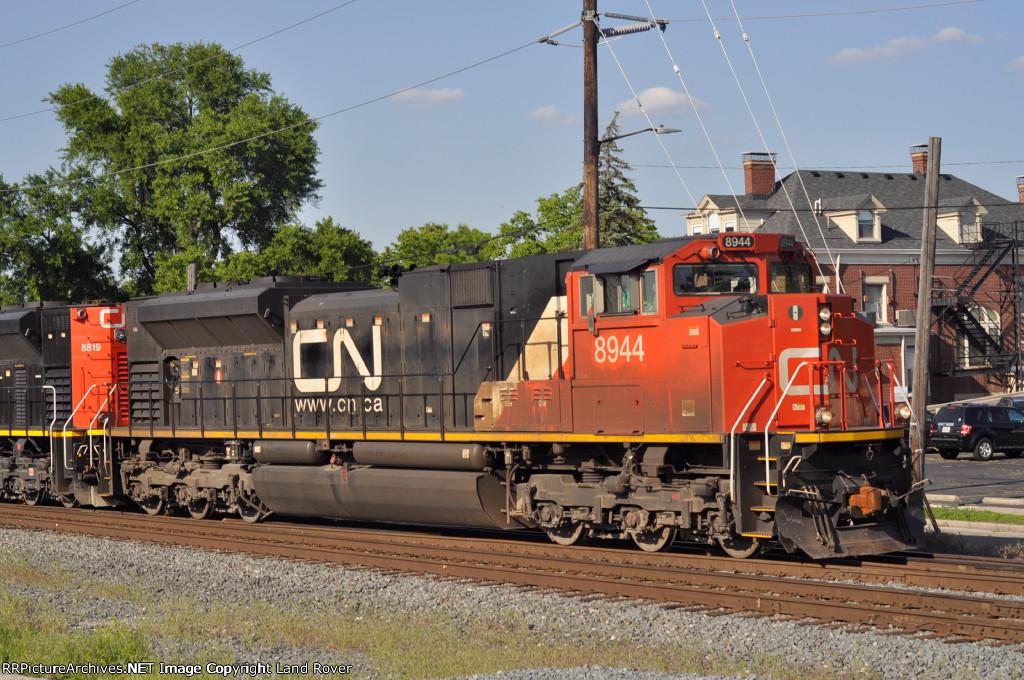CN 8944 South