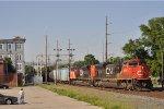 CN 8944 On CSX K 421 Southbound