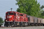 CP 2297 On CSX K 897 Eastbound Elephant Style