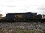CSX 8027 (EMD SD40-2)