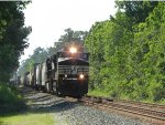 NS 9850 (GE D9-40CW) leads UP MPBBW-05