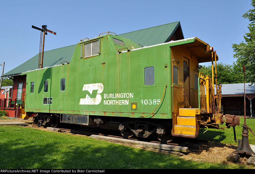 Burlington Northern 10385