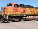 BNSF 5041 leads BNSF Mixed Freight