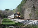 NS 16Z charges eastward along C.D Smith Rd