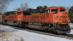 BNSF 9170