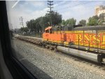BNSF AC44CW being leased to Metrolink