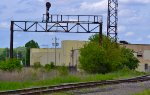 Old NYCRR signal tower at Springfield, Ohio