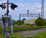Old NYCRR Signal tower at Springfield, OH