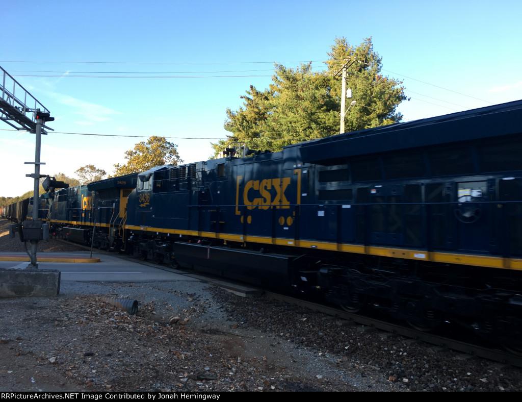 CSX 3436
