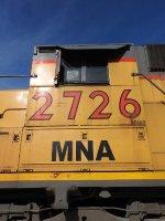 MNA 2726 Sitting In Aurora
