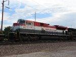 FEC 106 Trailing On The BNSF STLTUL