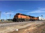 BNSF 7794 Leading An Intermodal