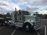 BNSF 25584 Western Star Semi Truck At Bass Pro Shops
