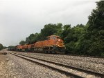 BNSF 3848 A Mixed Freight At Turners