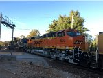 BNSF 600 On An Amazing Lashup