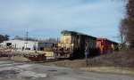 Hartwell Railroad switching