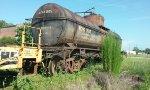 WCHX tank car