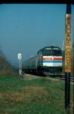 """Amtrak 262 """"Blackhawk"""""""