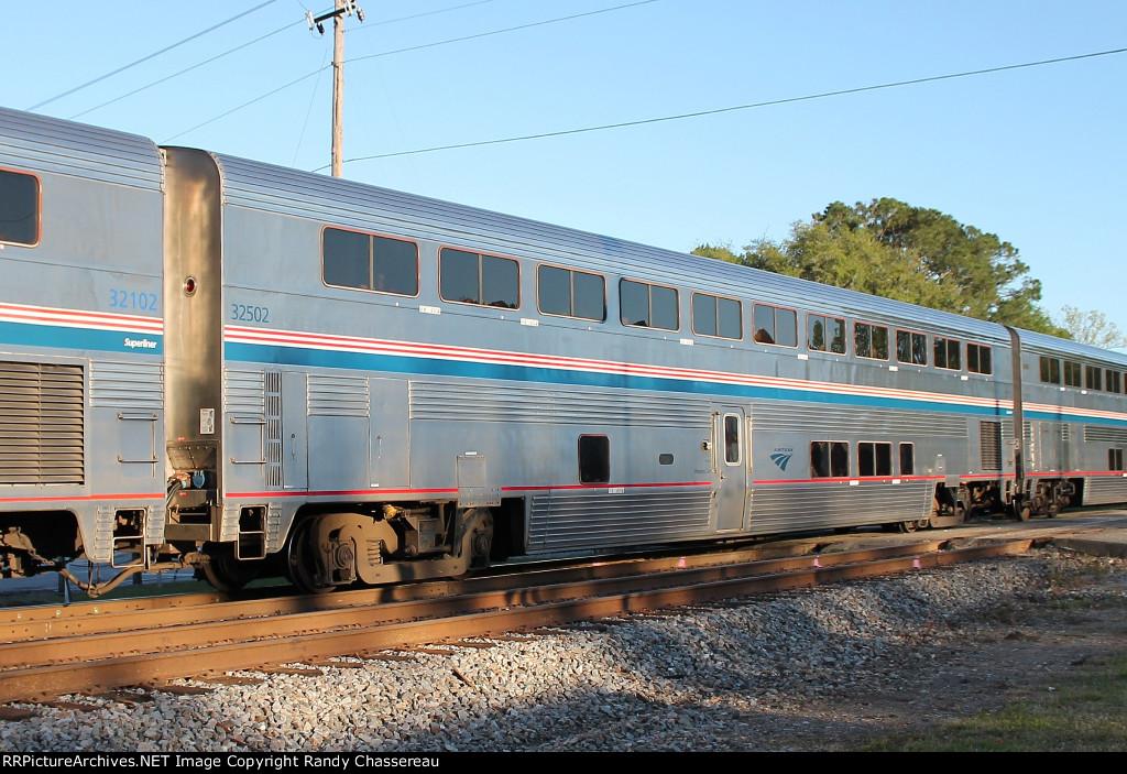 Amtrak 32502