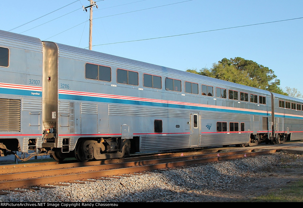 Amtrak 32116