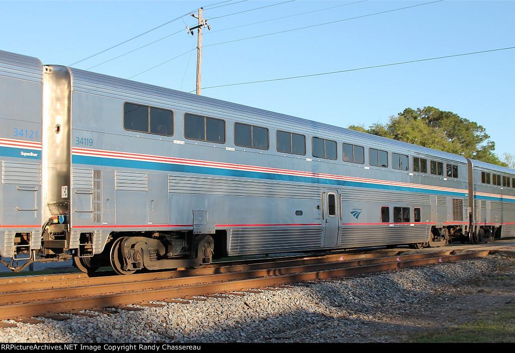 Amtrak 34119