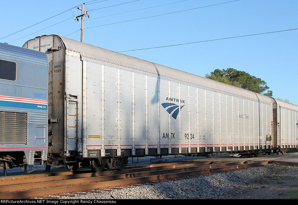 Amtrak 9224