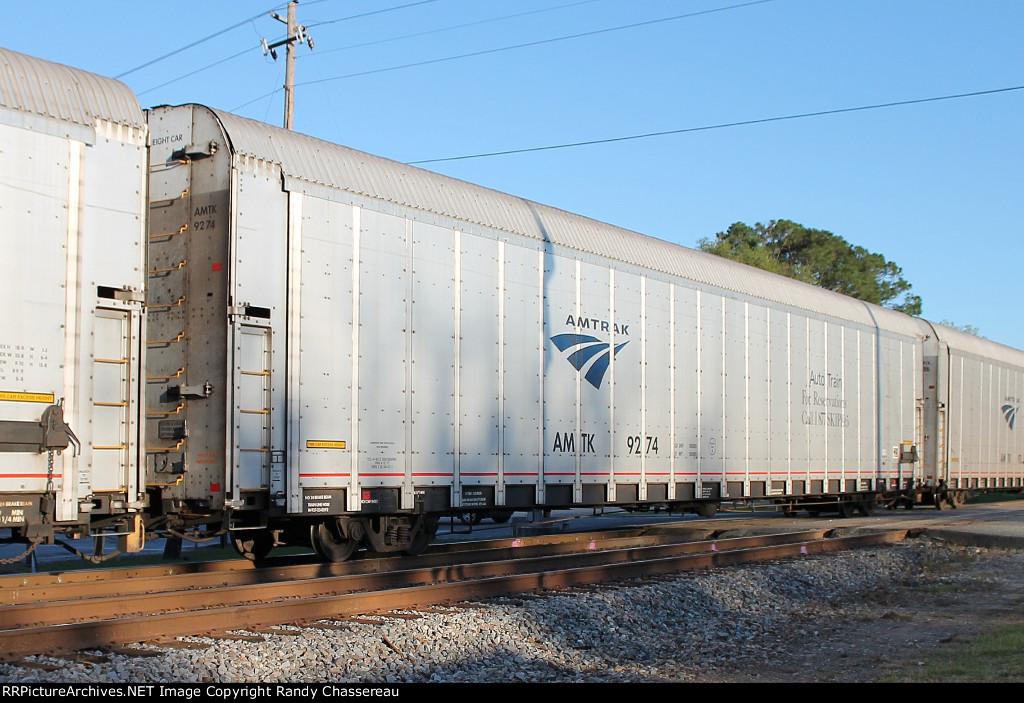 Amtrak 9274