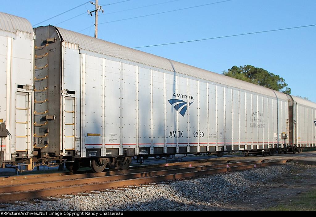 Amtrak 9230