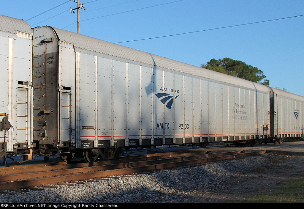 Amtrak 9203
