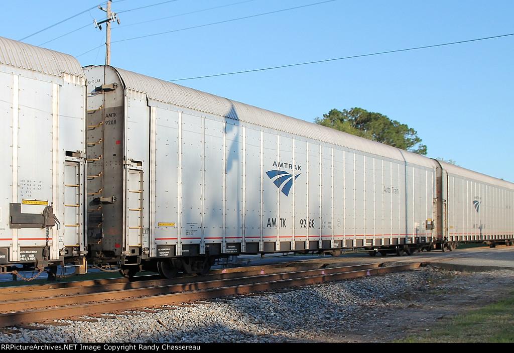 Amtrak 9268