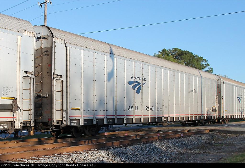Amtrak 9260