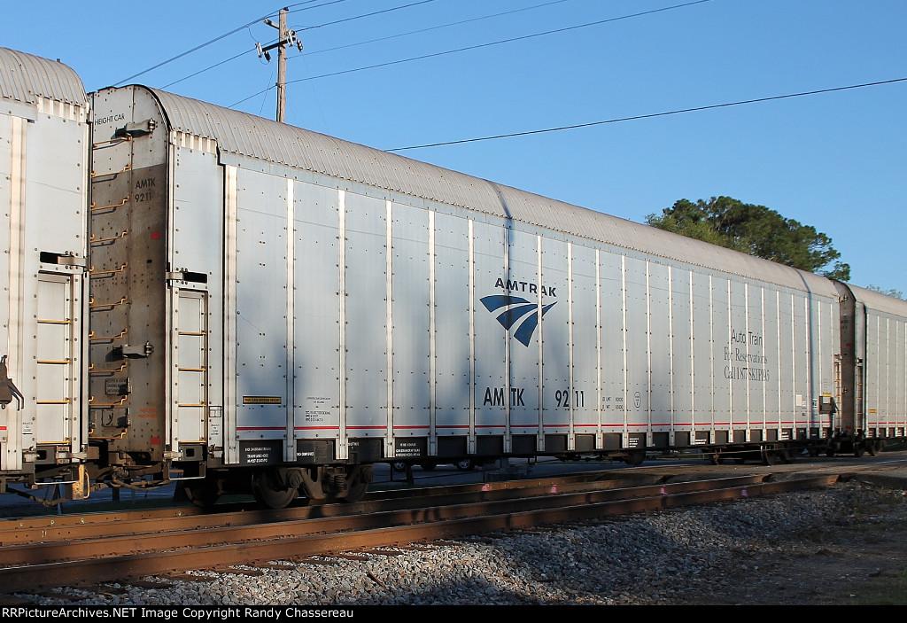 Amtrak 9211