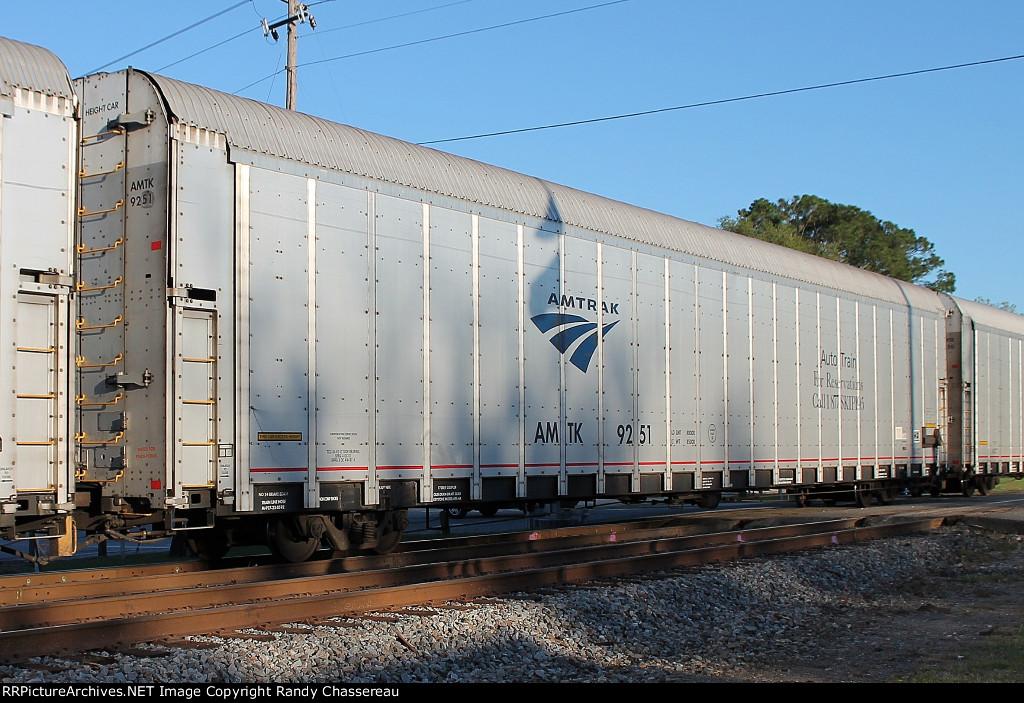 Amtrak 9251