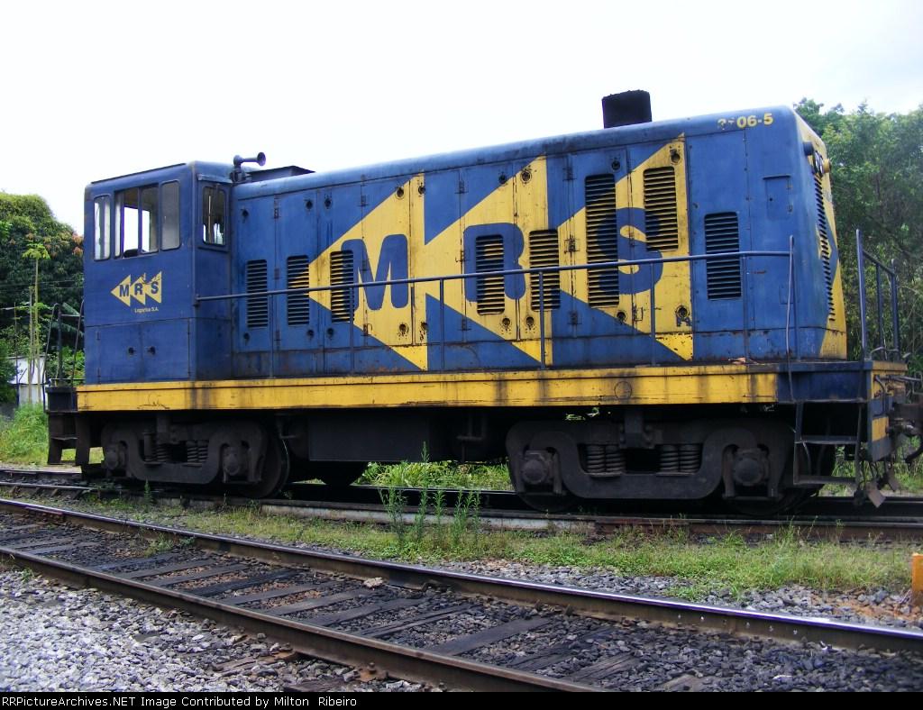 GE 80 Ton 3106