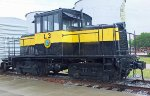 North Carolina State Ports L3 Locomotive