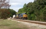 CSX ET44AH 3344 and ES40DC 5278