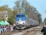 Amtrak P089: Ashland Train Day 2016