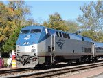 Amtrak P079: Ashland Train Day 2016